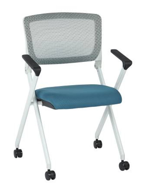 2 Pack Nesting Chairs