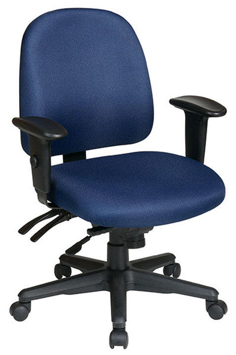 Multi Function Ergonomic Chair with Ratchet Back