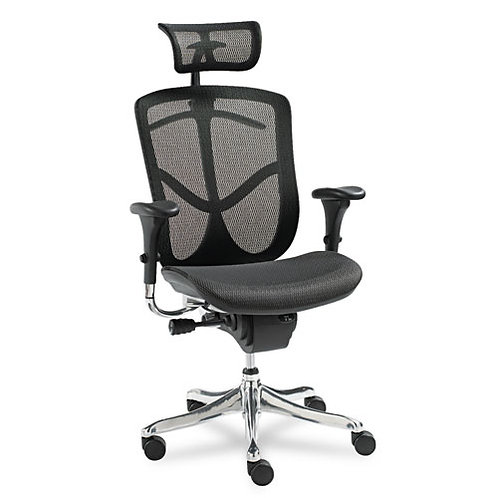 Ergonomic Multi-function High Back Mesh Chair