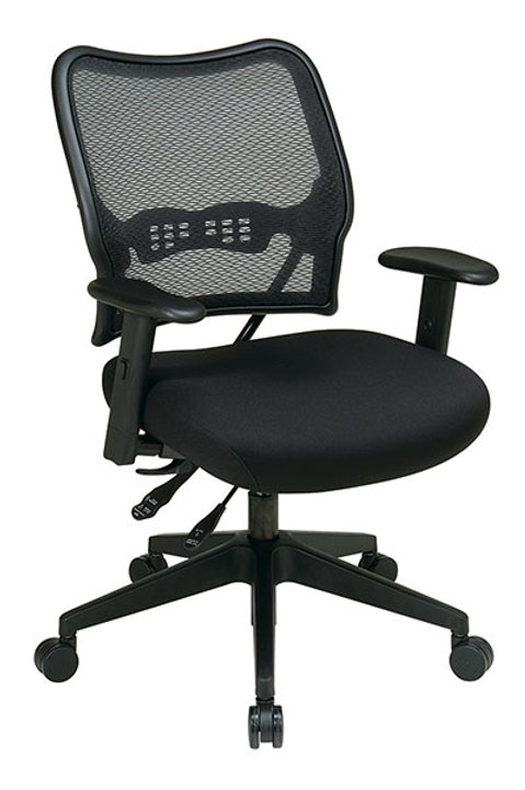 AirGrid Back Chair with Custom Fabric
