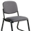 Thumbnail: Deluxe Sled Base Chair with Plastic Back