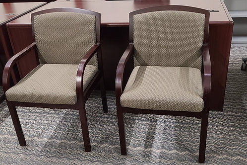 Pair of Beautiful Guest Chairs