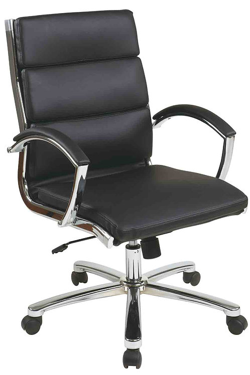 Executive Faux Leather Chair