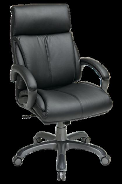 Titanium Color Trimmed Chair