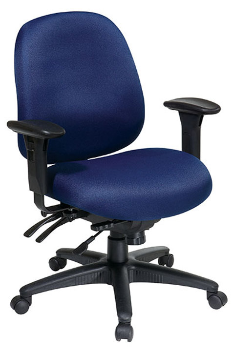 Multi Function Chair with Ratchet Back