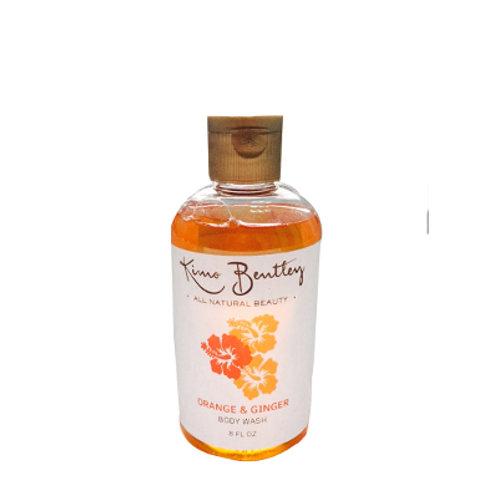 Orange & Ginger Hydrating Body Wash