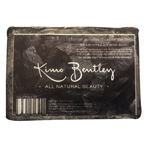 4 oz. Charcoal Activated Soap