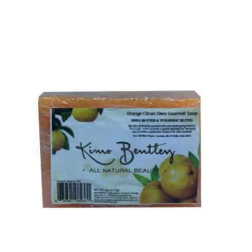 Orange Citrus Soap 4 oz.