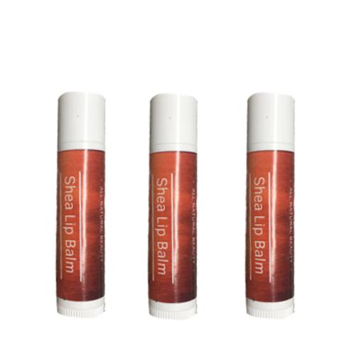 Peppermint Shea Revitalizing Lip Balm