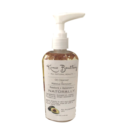Oil Cleanser - Dry/Sensitive Skin