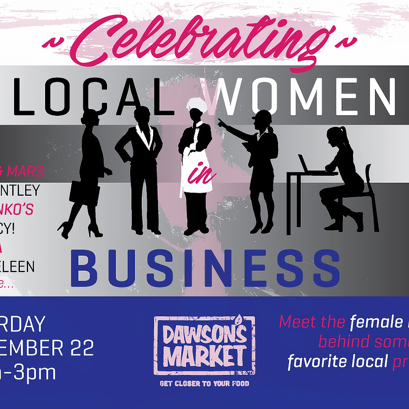Celebrating Local Women in Business