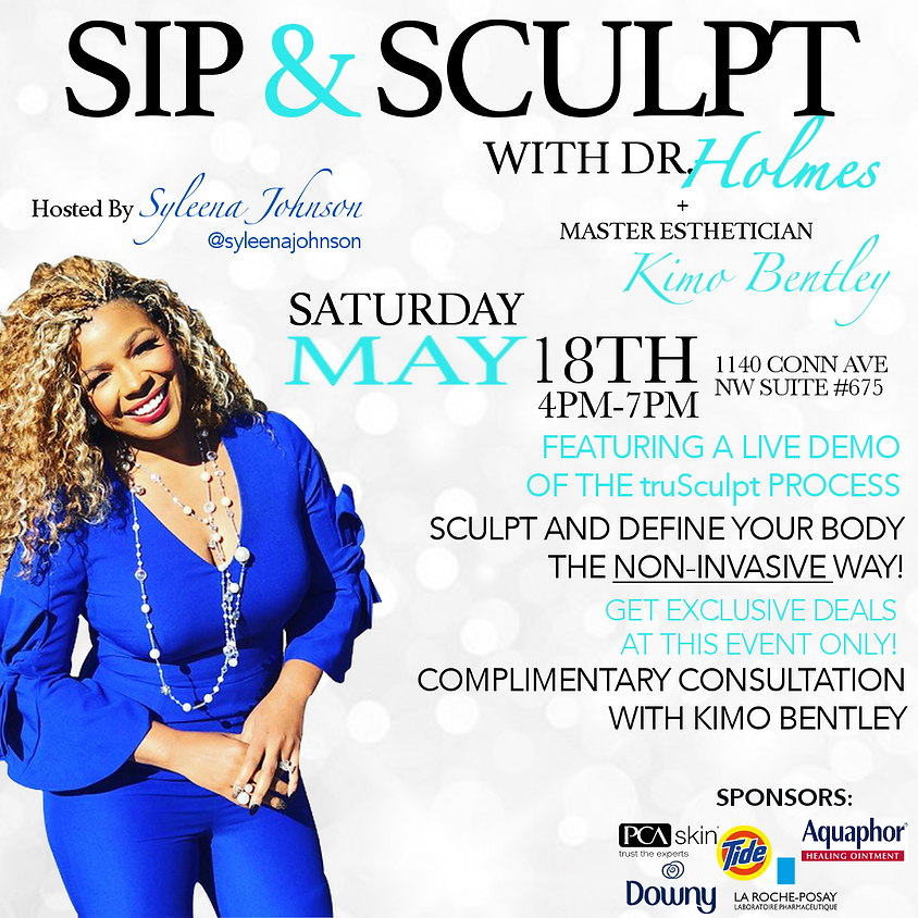 Sip & Spa DC - Sculpt and Define Your Body the Non-Invasive Way