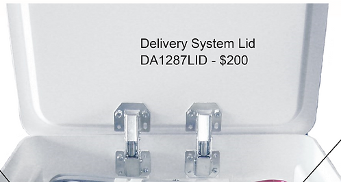Delivery System Lid