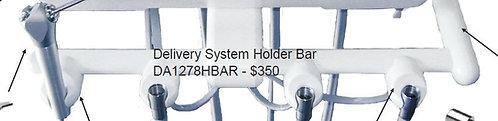 Delivery System Holder Bar