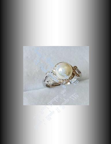 *Sassy's Infinity Jeweled Ring