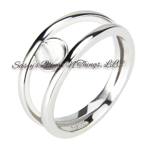 *SIZED RING* Between the Lines