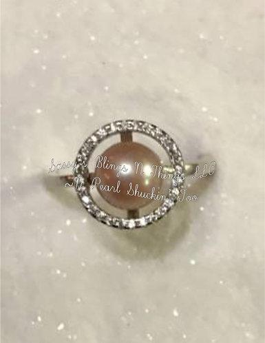 *Round Jewels Ring
