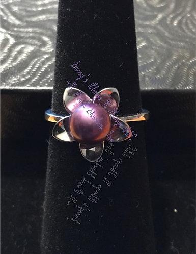 *Plumeria Flower Ring