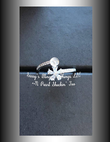 *Flower Jewel Ring