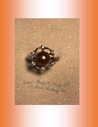 *Open Jewel Ring