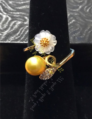 *Sassy's Flower Ring (GP)
