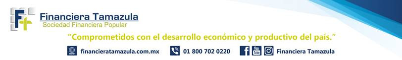 FINANCIERA TAMAZULA