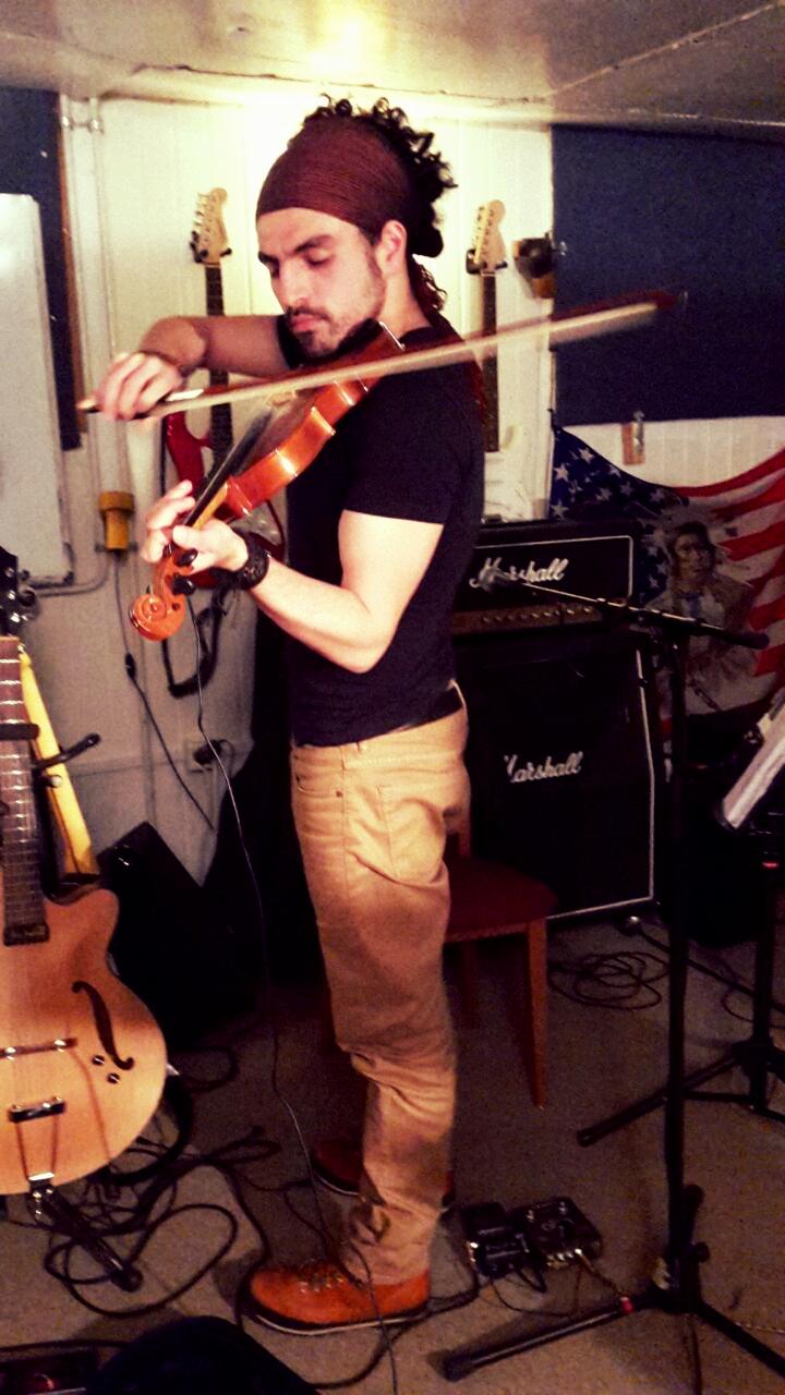 Fernando Fiddle