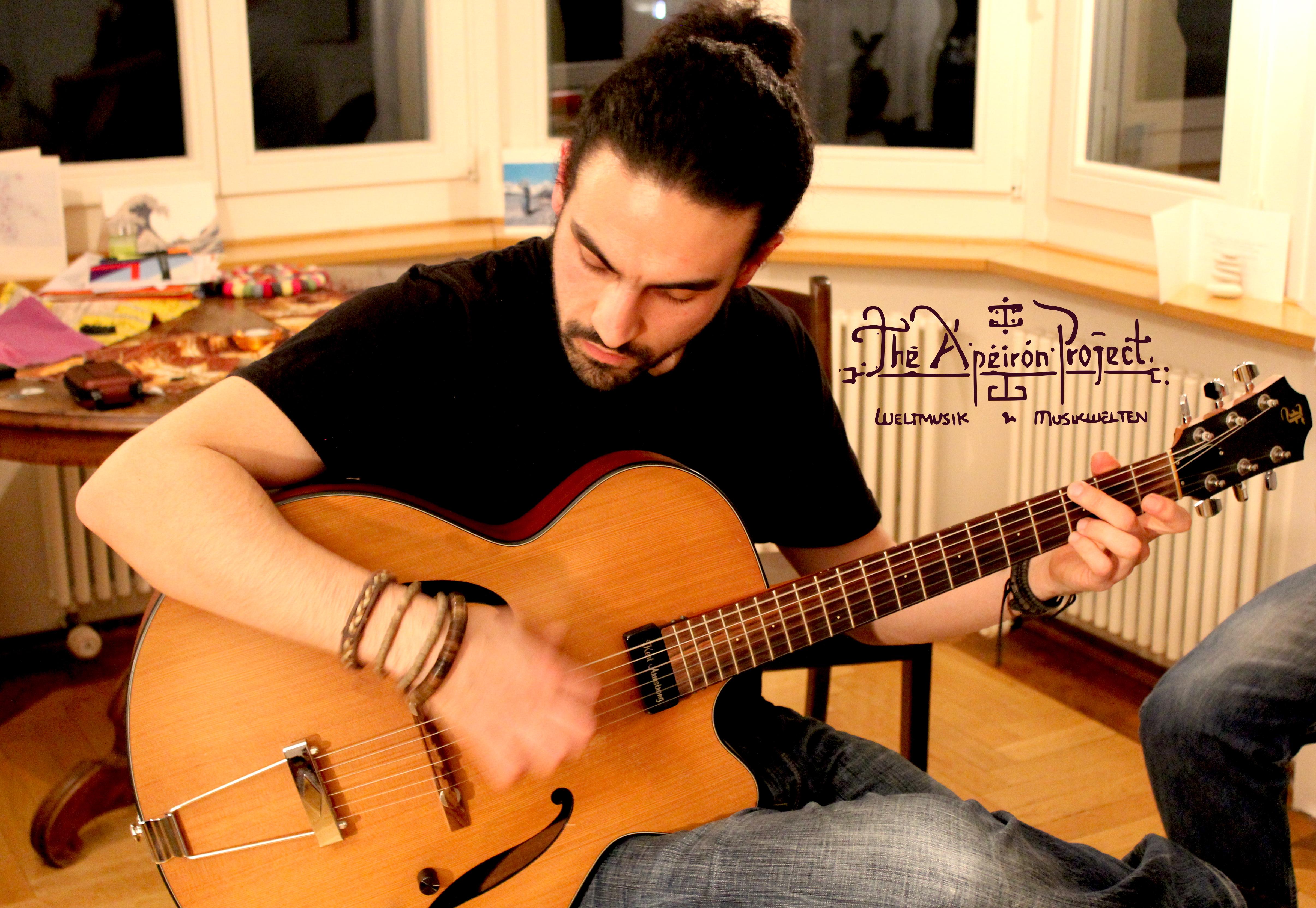 Fernando_Jazzguitar