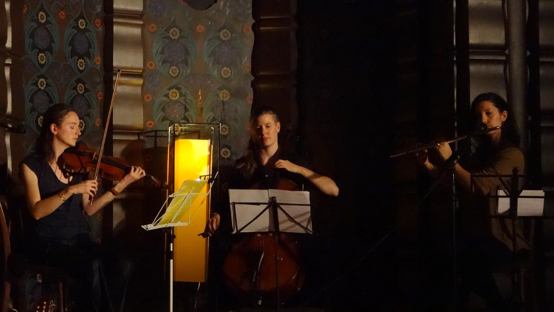 Angèle, Judith & Marta