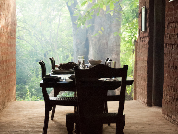 Dinning are 1st Bungalow.