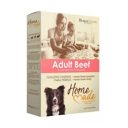 Human Grade Clásicas - Galletas para Perro Adulto sabor Carne Vacuno