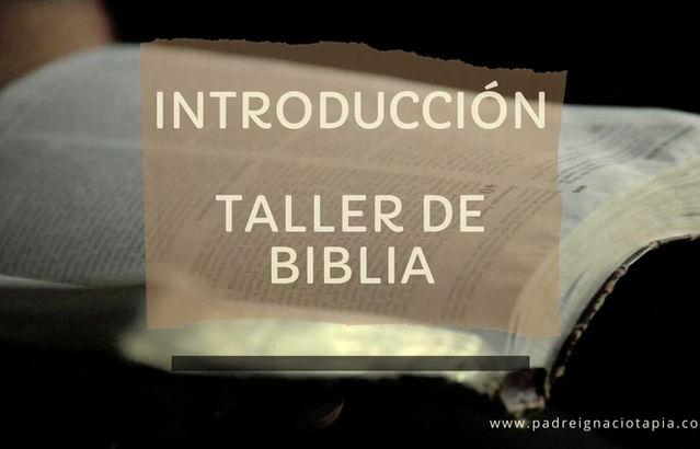 Taller de Biblia Autodidacta