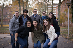 Group picture (Fall 2014)
