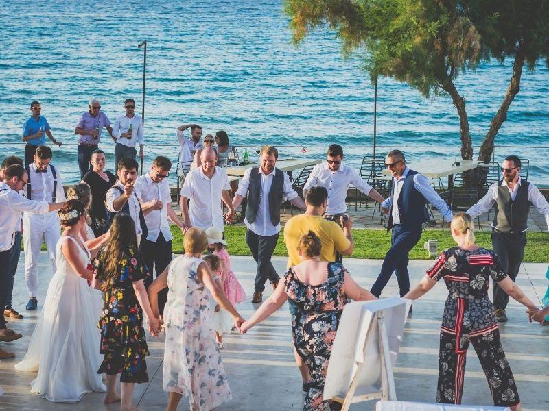 Family Wedding Day Dance