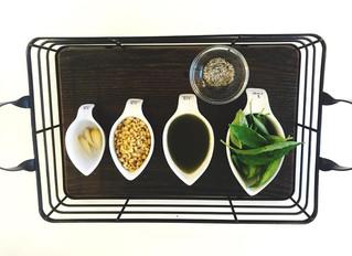 Make your own Fresh Basil Pesto