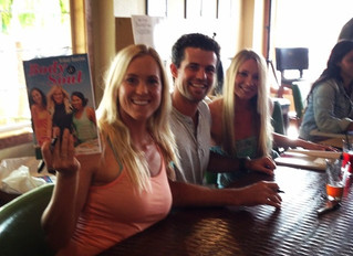 Body & Soul Book Signing with the Authors: Bethany Hamilton, Dustin Dillberg and Kirby Dillberg