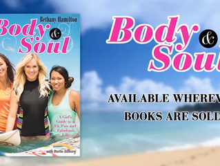 Body & Soul Available wherever books are sold