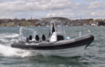 speed boat Ribbit