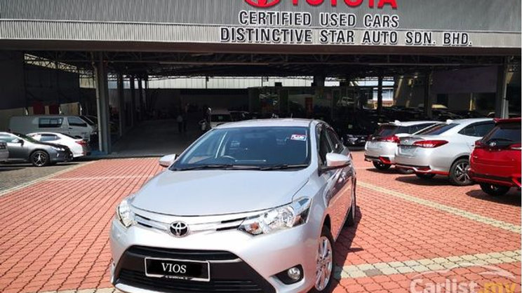 TOYOTA VIOS 1.5 AT -2014