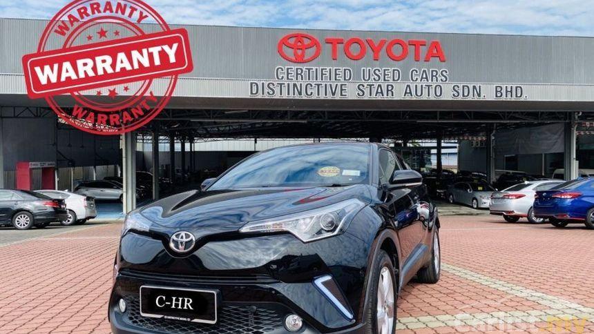 TOYOTA C-HR 1.8L(A)-2018