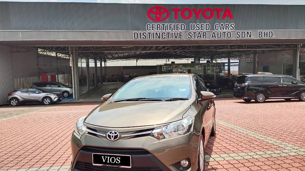 TOYOTA VIOS 1.5 (AT)