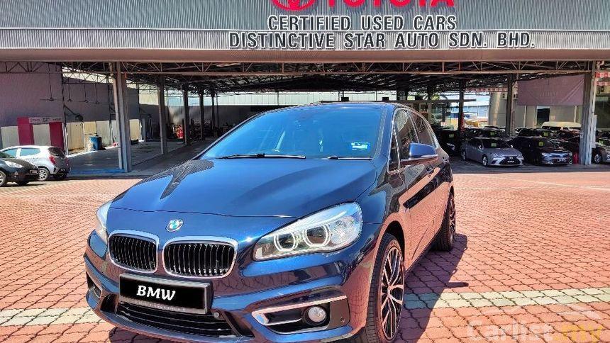 BMW 218i ACTIVE TOURER RHD (AT) - 2016