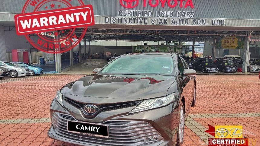 TOYOTA CAMRY 2.5V (AT) - 2019