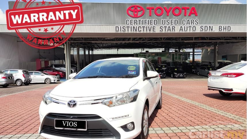 TOYOTA VIOS 1.5 AT - 2018