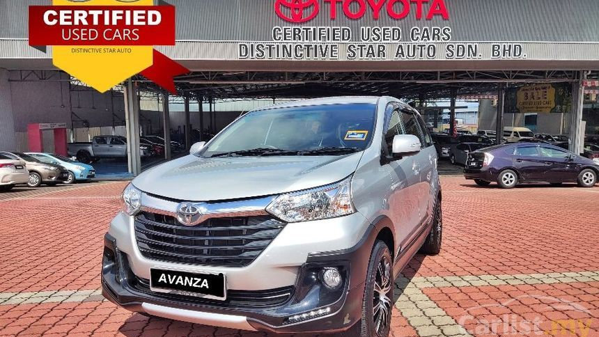 TOYOTA AVANZA 1.5 GX (AT) - 2018