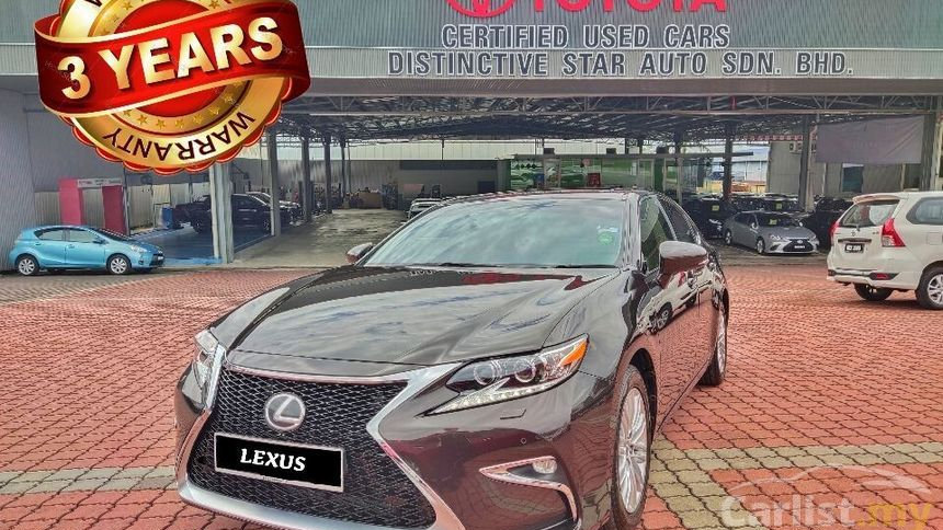 LEXUS ES250 2.5 LUXURY (AT) - 2015