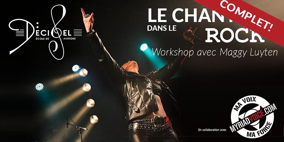 FR Lyon / Le Chant dans Rock