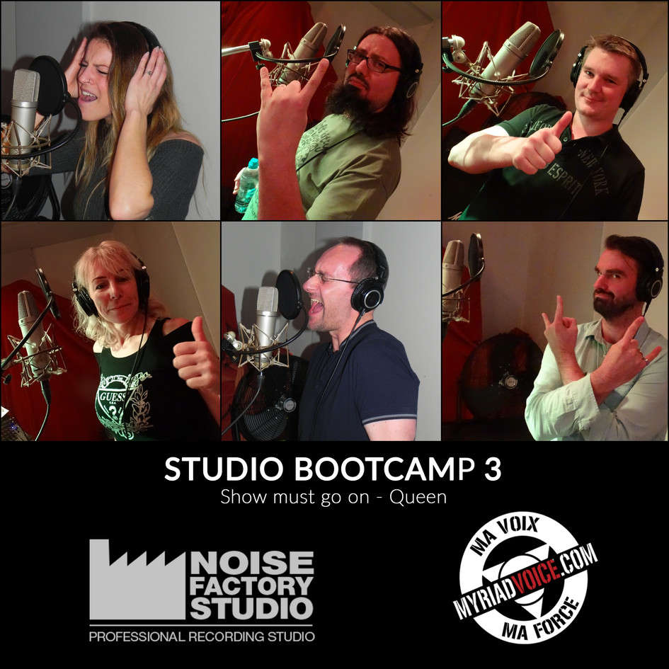 Studio Bootcamp 3