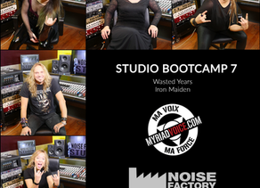Sortie du clip video du STUDIO BOOTCAMP 7 !!