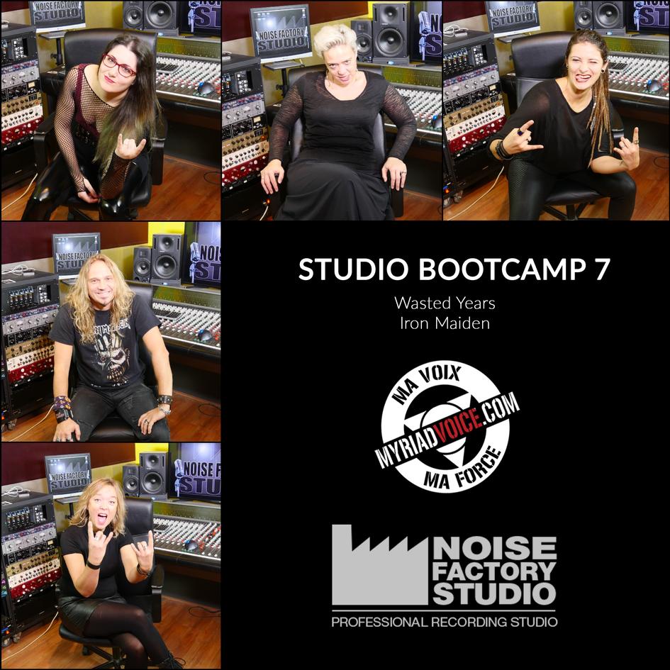 Studio Bootcamp 7